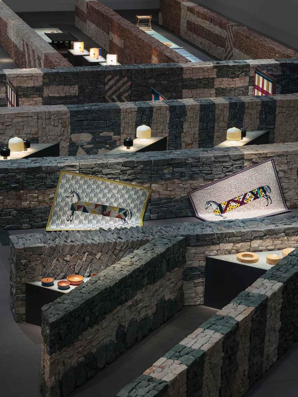 2020意大利米兰家具展-米兰设计周必看大展7:爱马仕Hermès