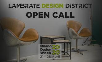 2020年意大利米兰家具展攻略:外展区Lambrate兰布拉特区域介绍