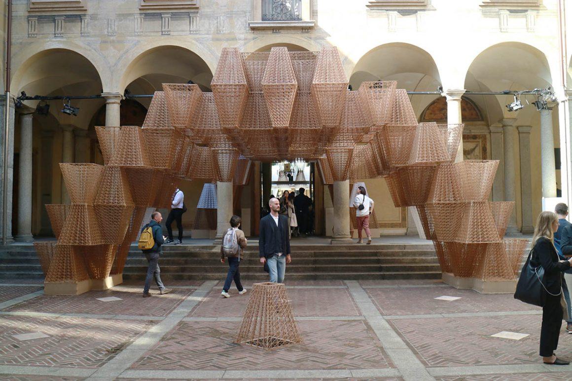 2020意大利米兰家具展-米兰设计周必看大展3:COS x Mamou-Mani