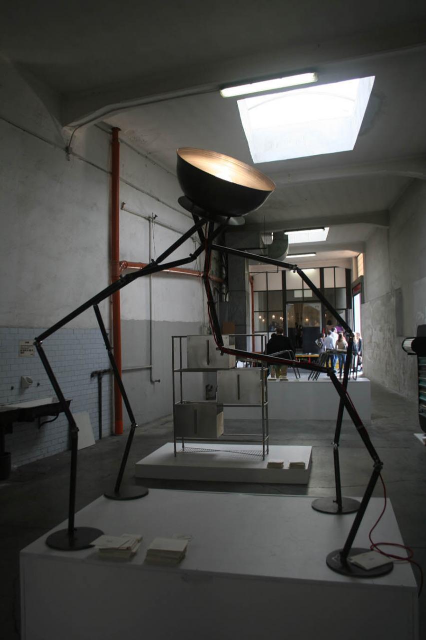 米兰设计周-文图拉·兰布拉特地区