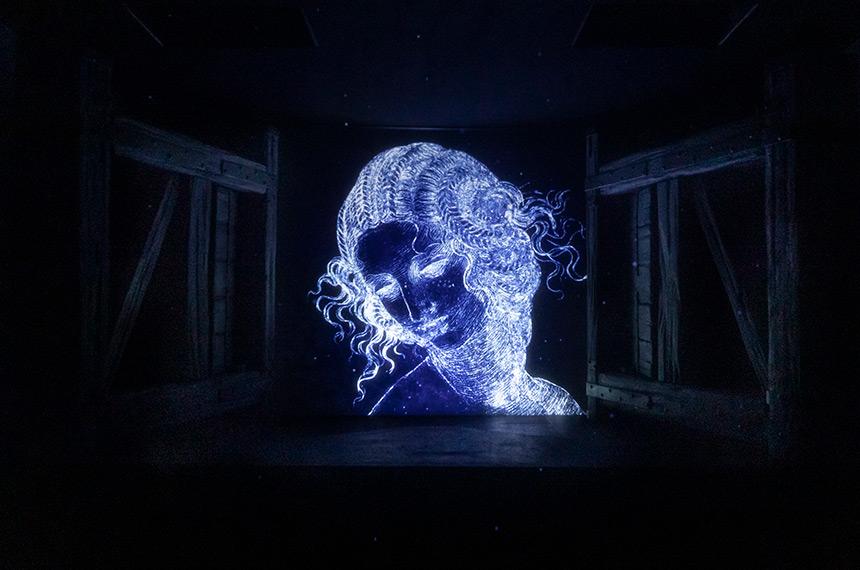 2020意大利米兰家具展-米兰设计周必看大展4:AQUA,莱昂纳多的愿景