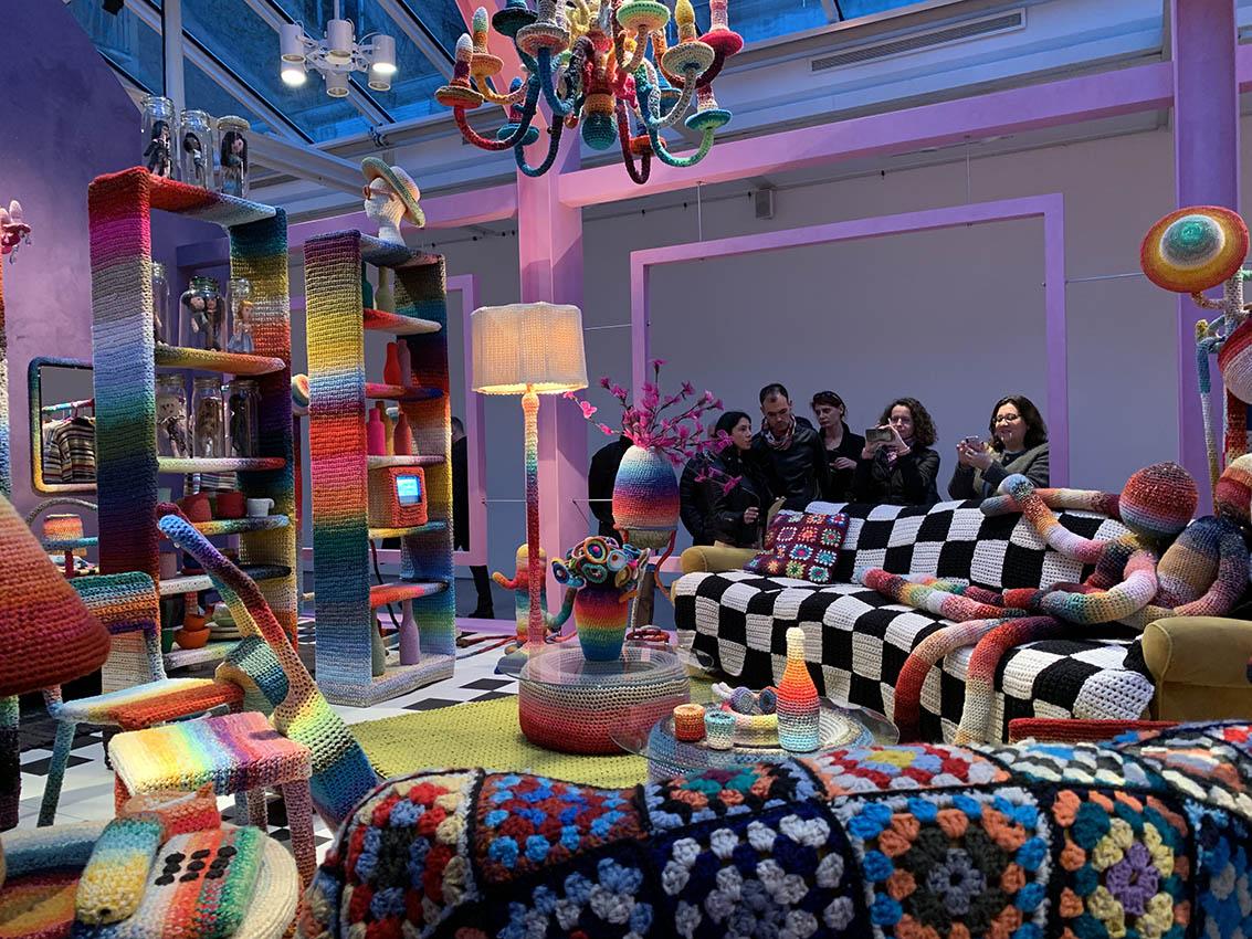 2020意大利米兰家具展-米兰设计周必看大展13:Missoni
