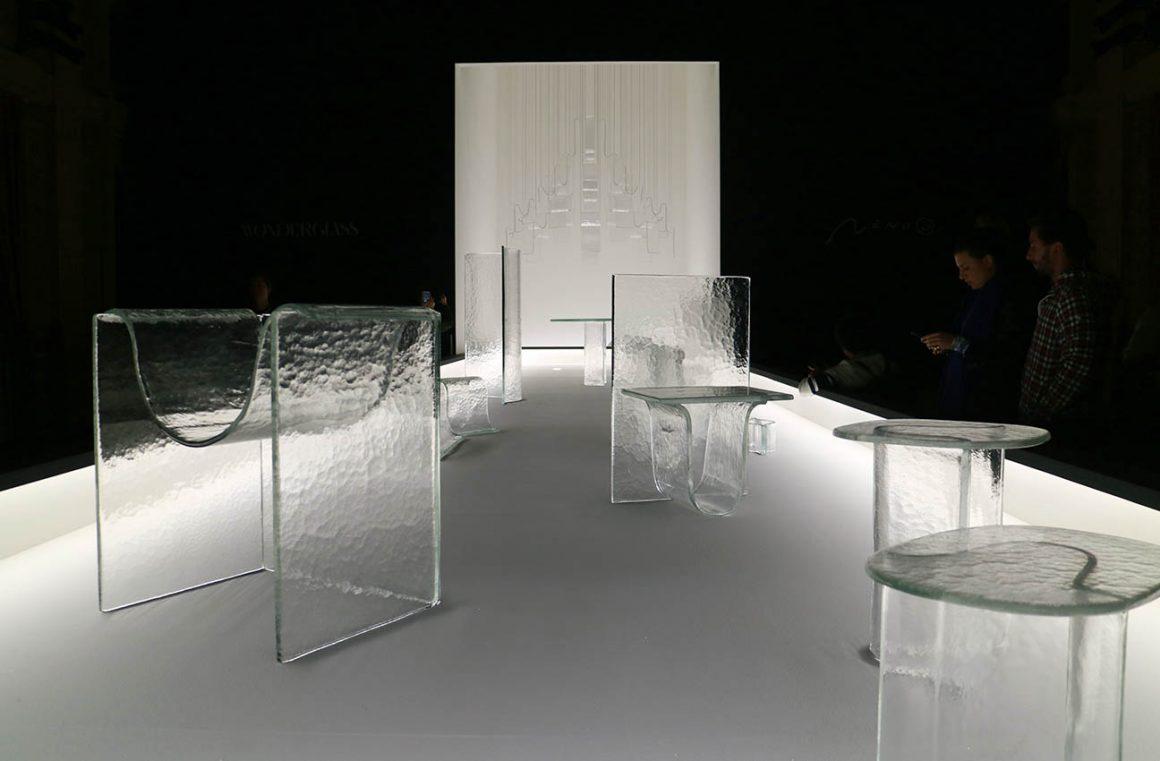 2020意大利米兰家具展-米兰设计周必看大展1:Nendo&Wonderglass