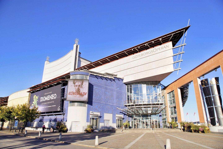 哥德堡歌剧院