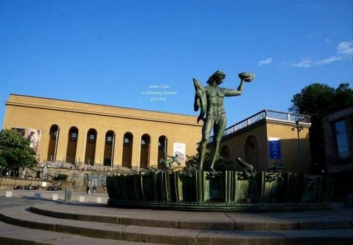 哥德堡艺术博物馆