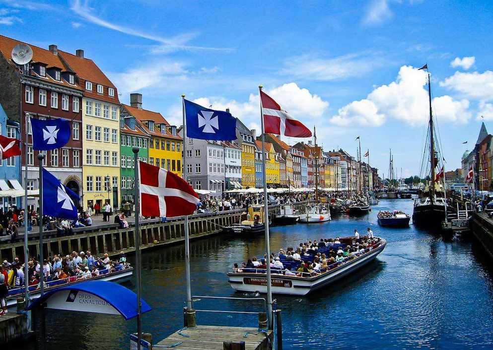哥本哈根风光