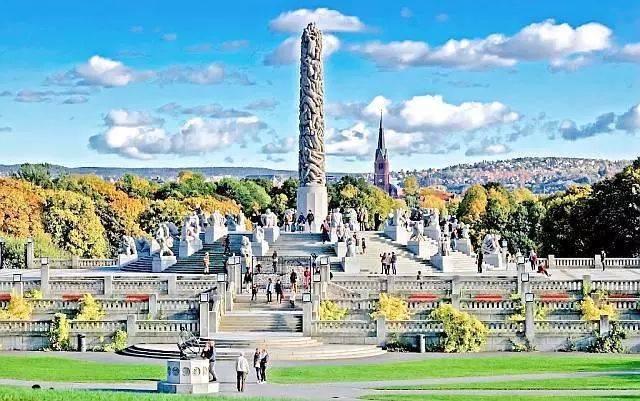 维格兰雕塑公园