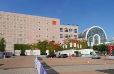 德国法兰克福展览中心9号馆展厅介绍